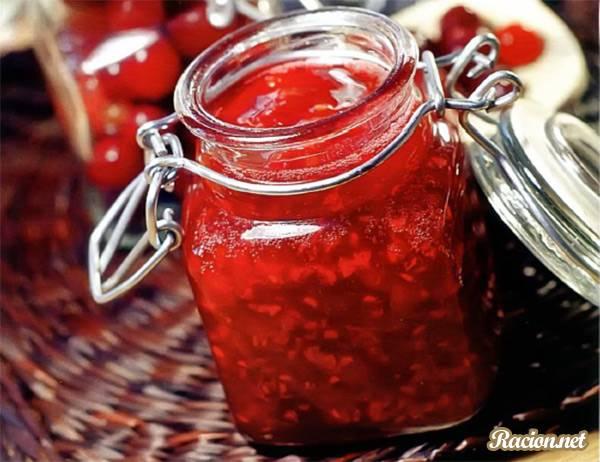 Рецепт Джем из малины