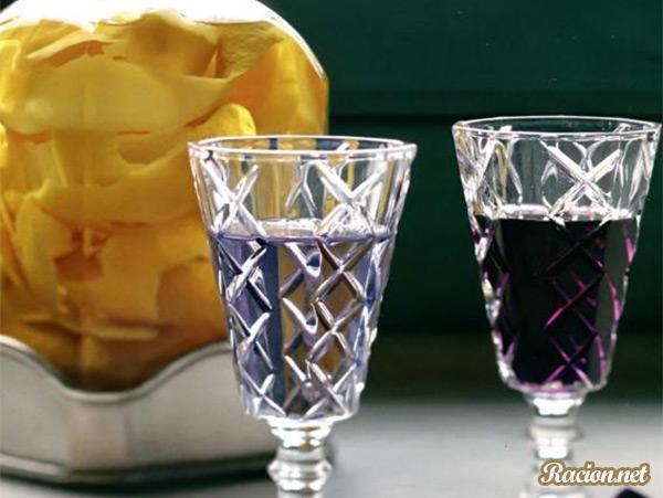 Рецепт Фиалковое лимончелло
