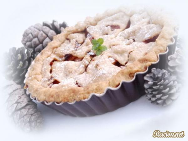Рецепт Яблочный коблер - самый вкусный пирог с яблоками