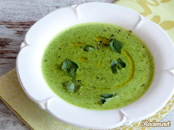 Рецепт Крем-суп из петрушки