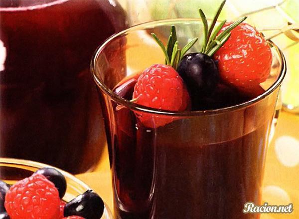 Рецепт Летний кисель из ягод