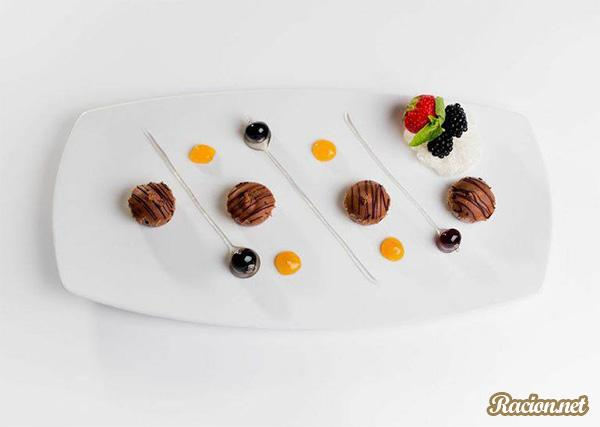 Рецепт Шоколадные конфеты трюфель по домашнему