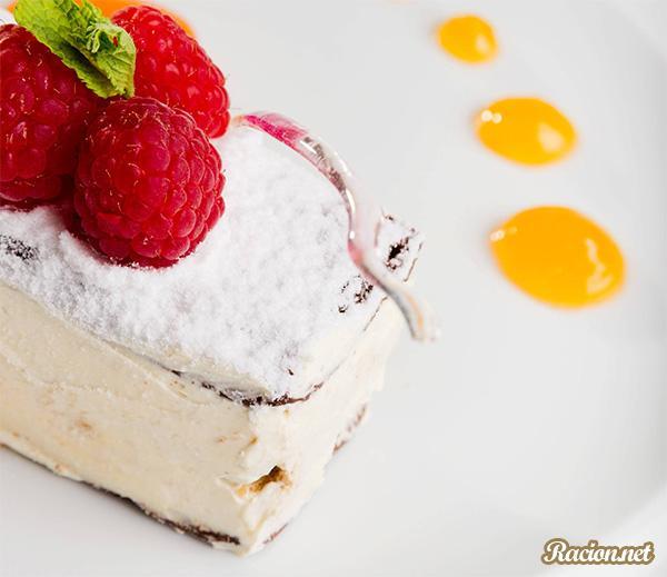 Рецепт Торт с маскарпоне (Пирожное «Киндер»)