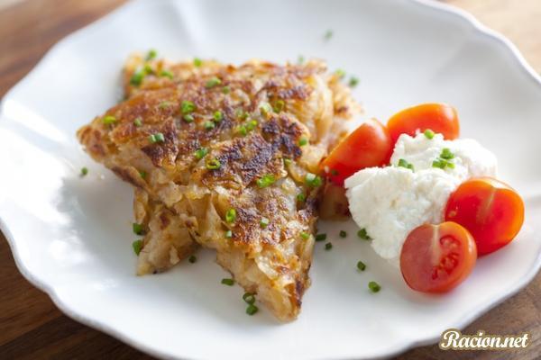 Рецепт Драники картофельные