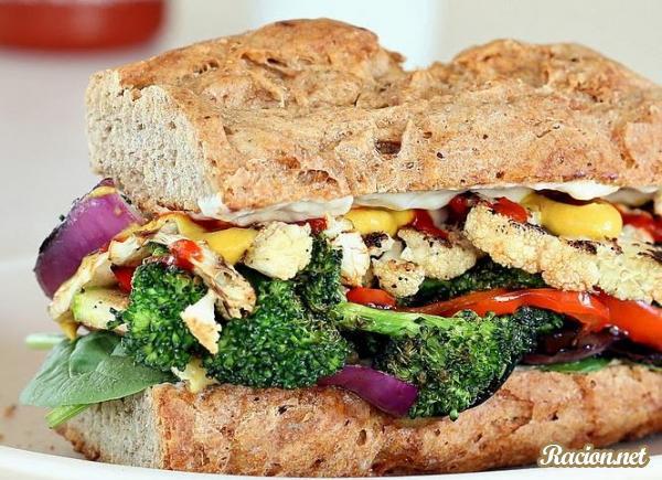 сэндвич с котлетой рецепт в домашних условиях