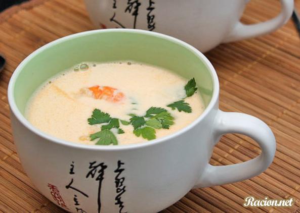 Рецепт Суп Том Ям Кунг