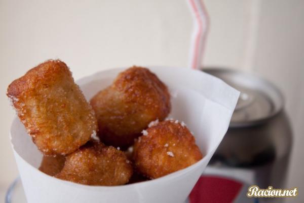 Рецепт Драники картофельные по американски