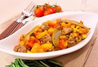 Мясо от Анастасии Скрипкиной в духовке