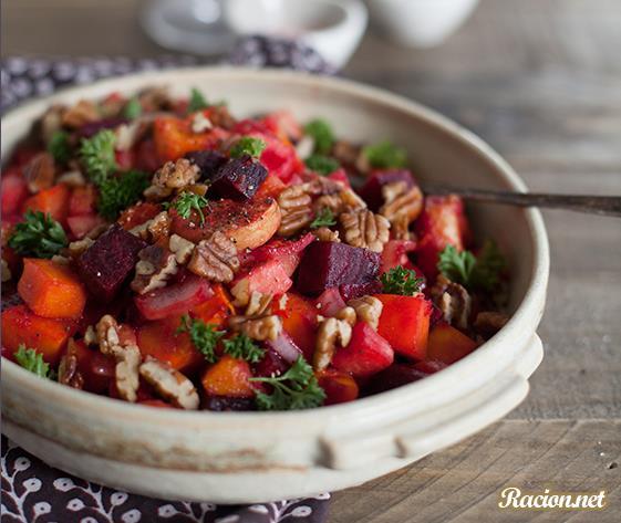 Рецепт Запеченные овощи в духовке