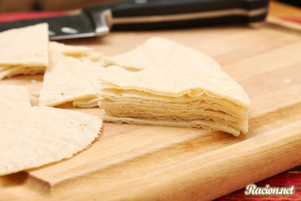как приготовить мексиканские лепешки