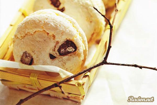 Рецепт Миндальное сливочное печенье