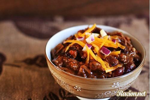 Рецепт Чили кон карне (Chili Con Carne)