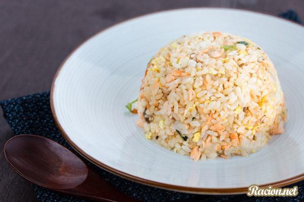 Рецепт Запеченная рыба с рисом по японски