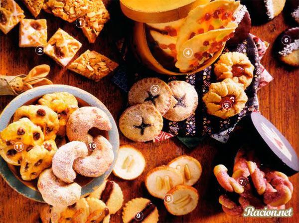 Мамино печенье - 11 рецептов на масляном тесте