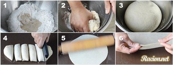 рецепт с фото турецкий лахмаджун