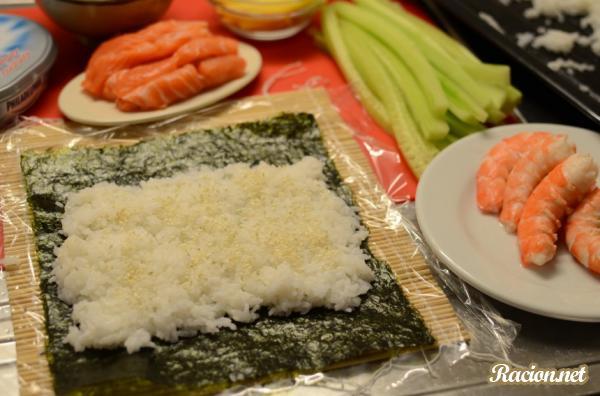 Рецепты роллов без риса в домашних условиях пошагово