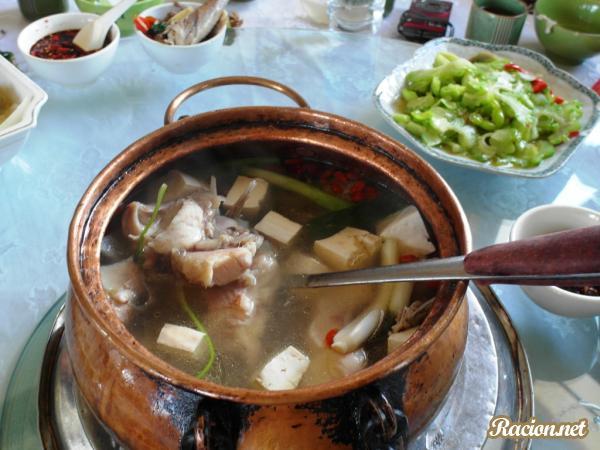 Рецепт Рыбный суп с по-средиземноморски