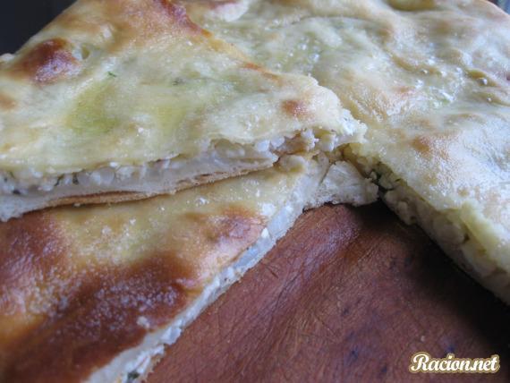 Рецепт Осетинские пироги с сыром