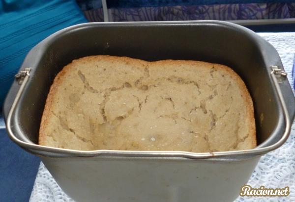 Рецепт Хлеб в хлебопечке не получается. Что делать?