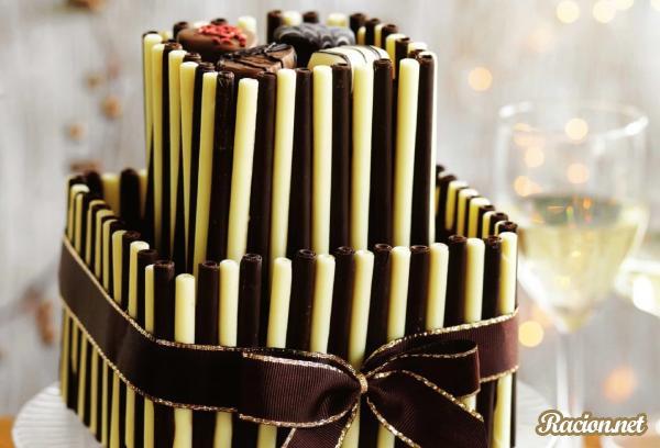 Рецепт Шикарный шоколадный торт