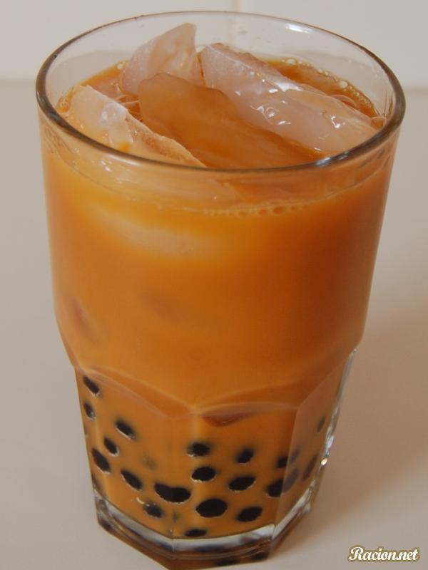 Рецепт Баббл Ти (Bubble tea)