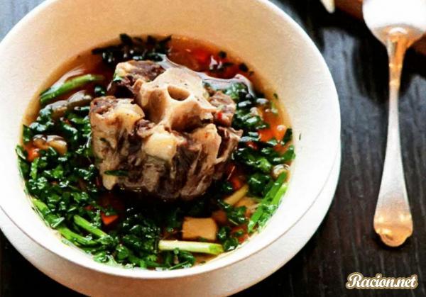 рецепт необичные супи