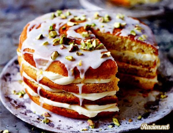 Торт с фруктами 33 рецепта с фото пошагово. Как 83