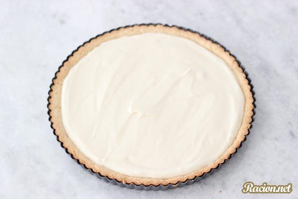 Творожный торт без выпечки - пошаговый рецепт с фото на ...