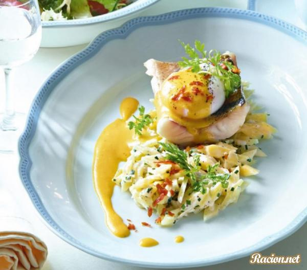 Как приготовить польский соус к рыбе