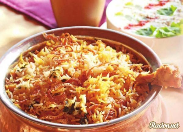 Рецепт Утка с пряным рисом. Приготовление блюда