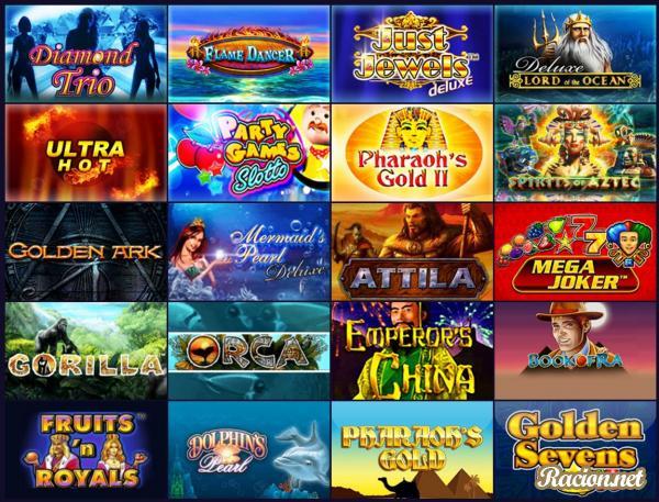Выгоды игрового казино Вулкан в онлайне
