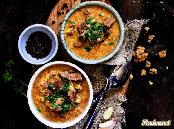 рецепт вкусный суп из шпрот