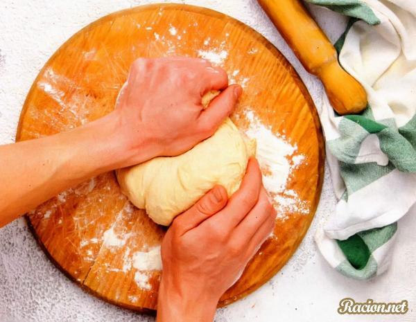 Тесто для кулича на Пасху в духовке и 47