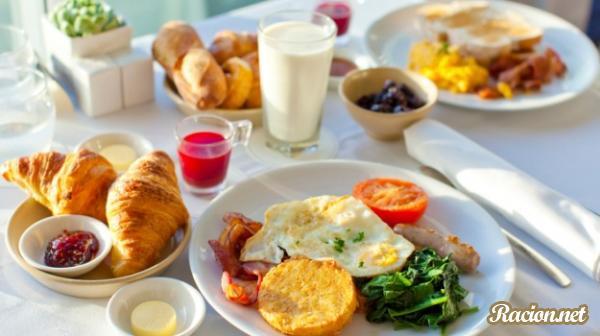 Рецепты на завтрак в домашних условиях 699