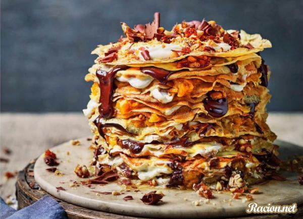 Торт с фруктами 33 рецепта с фото пошагово. Как