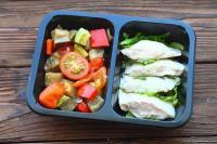 Примеры меню на 1300 и 1800 калорий