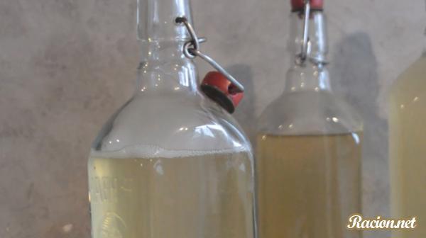 Рецепт Домашнее вино из бузины. Приготовление   блюда